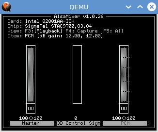 Dingoo a320 OpenDingux emulation in Qemu - OpenDingux